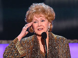 Debbie Reynolds Honored with SAG Life Achievement Award