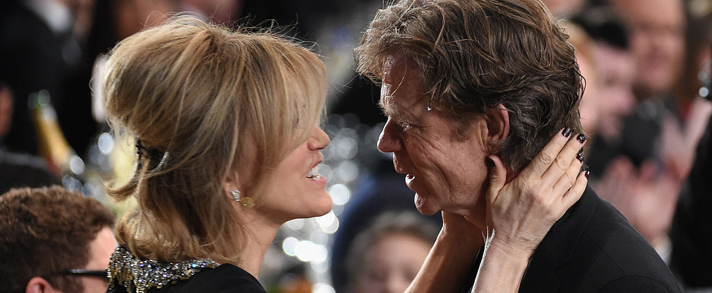 William H. Macy and Felicity Huffman Bring Their Longtime Lovefest to the SAG Awards