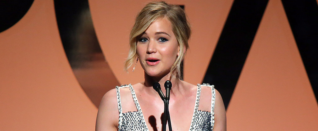 Jennifer Lawrence Turns Heads at the Producers Guild Awards