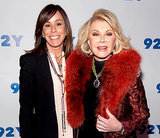 Melissa Rivers Files Multimillion Dollar Lawsuit Against NYC Clinic, Doctors Who Performed Surgery on Joan Rivers -- Get All the