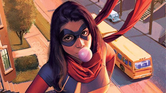 Ms. Marvel Fights Real-Life Racism in San Francisco