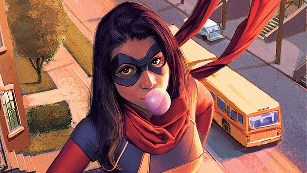 Ms. Marvel Fights Real-Life Prejudices in San Francisco