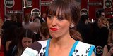 WATCH: Rashida Jones Corrects Reporter About Her 'Very Tan' Look