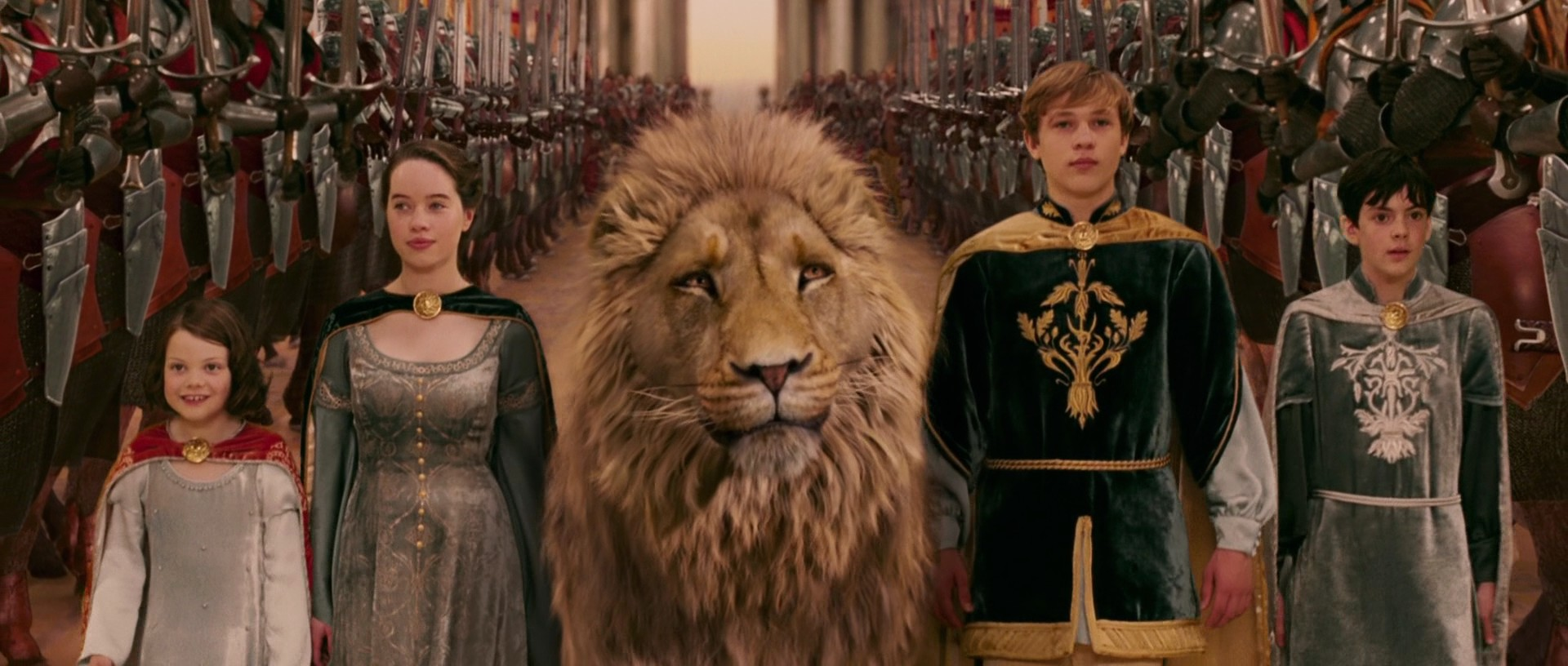 The Lion the Witch and the Wardrobe Movie Tiein Edition