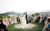 You Have to See This Romantic Wedding in the Mountains of Virginia
