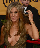 Jennifer Aniston at the 2015 Screen Actors Guild Awards