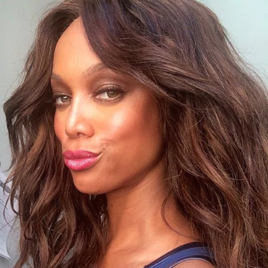 Tyra Banks 'Dating 24-Year-Old Brit Model Rob Evans' | The Huffington ...