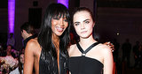 Naomi Campbell Wishes the Instagirls 'Good Luck'