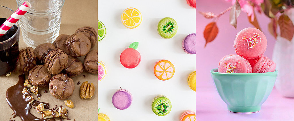 11 Macaron Recipes All but Guaranteed to Make You Crack a Smile
