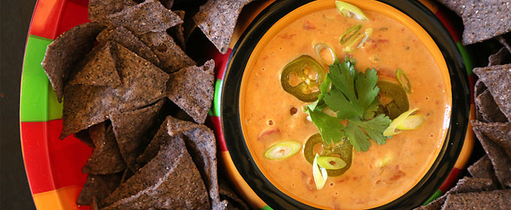 It Isn't the Super Bowl Without This Nacho Cheese Dip