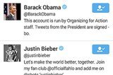 My Twitter Group Chat With Barack Obama And Justin Bieber