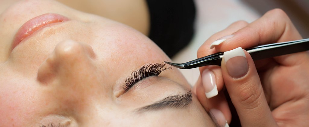 The Secret to Making False Eyelashes Look Natural