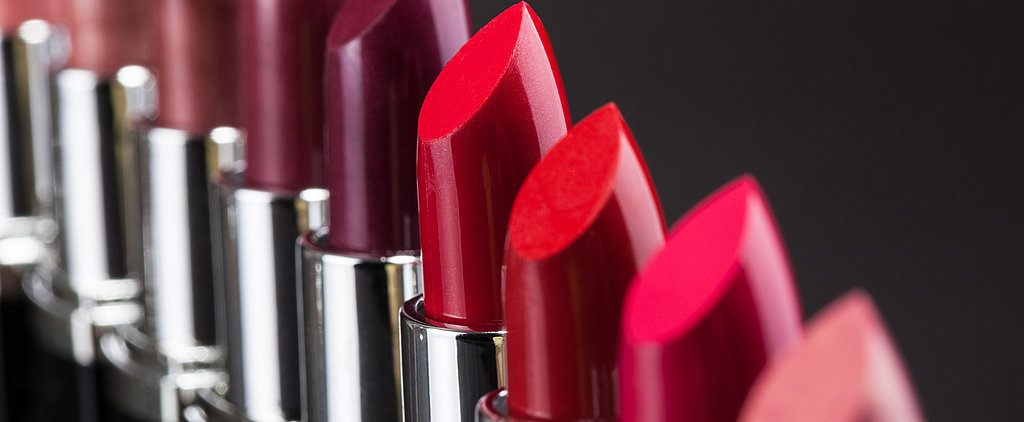 How to Conceal Your Dark Circles With Red Lipstick