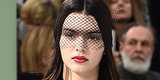 Kendall Jenner Goes Braless In Sheer Shirt For Chanel Paris Fashion Week Show