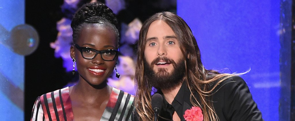 Lupita Nyong'o and Jared Leto Spark Romance Speculation at SAG Awards