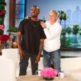 Kanye West Ellen DeGeneres Interview 2015