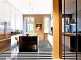 Inside an Italian Designer's Opulent Roman Apartment