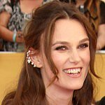 "Keira Knightley's name mishap: ""That's me. A spelling error."""