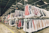 Tour Rent the Runway's Massive, Shoppable Warehouse