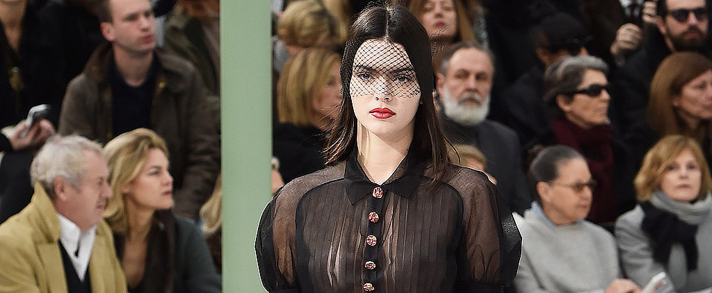 Kendall Jenner Continues Her Fashion Week Takeover at Chanel