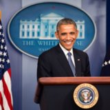 Bruno Who? Barack Obama Sings