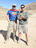Dean Cain Is 'Unapologetic' for Defending 'Hero' Sniper Chris Kyle