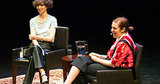The 5 Best Moments From Lena Dunham's BAM Interview With Miranda July