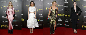 The AACTA Awards Red Carpet Was Full of Australian Style and Glamour