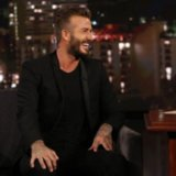 David Beckham Interview on Jimmy Kimmel Live January 2015