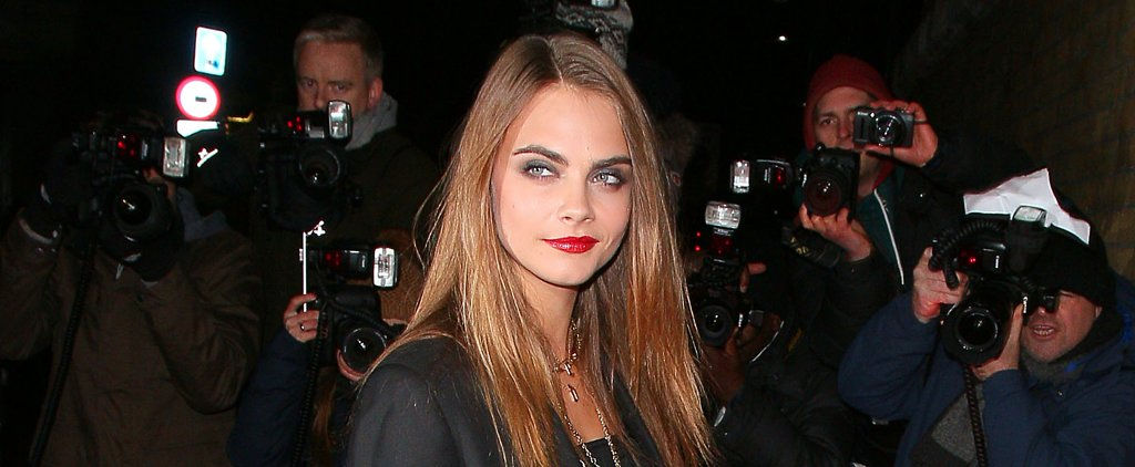 A 5-Step Tutorial to Cara Delevingne-Level Brows