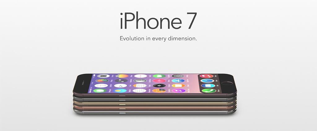This Concept Is Everything You're Hoping For the iPhone 7