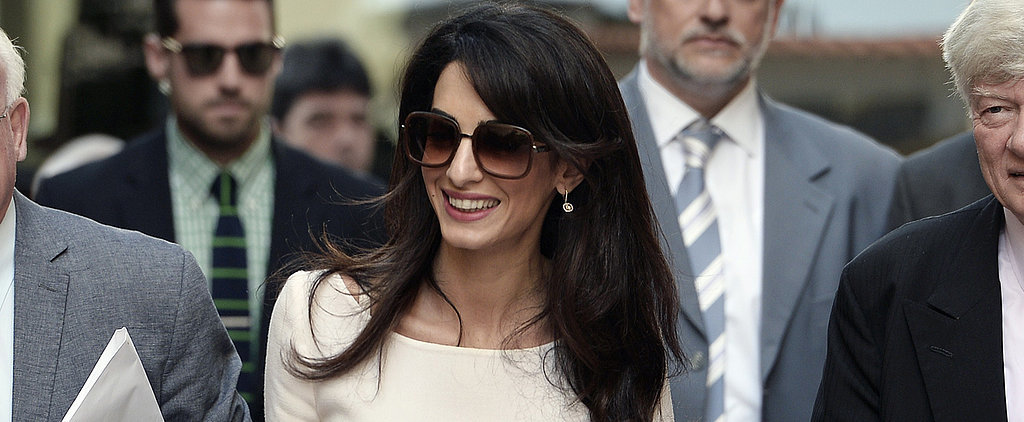 Get to Know George Clooney's Wife, Amal