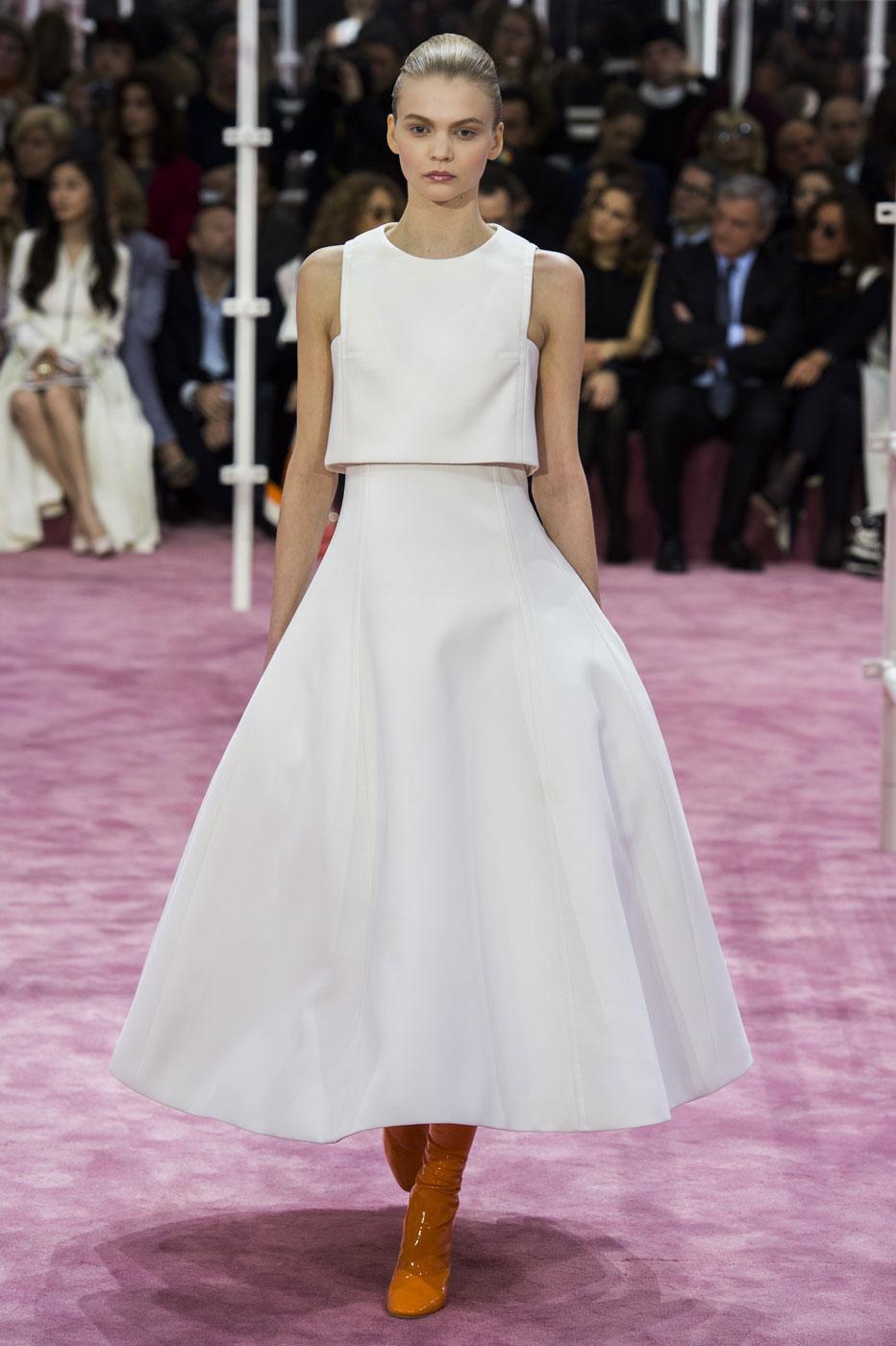 Dior haute couture for 2015 haute couture