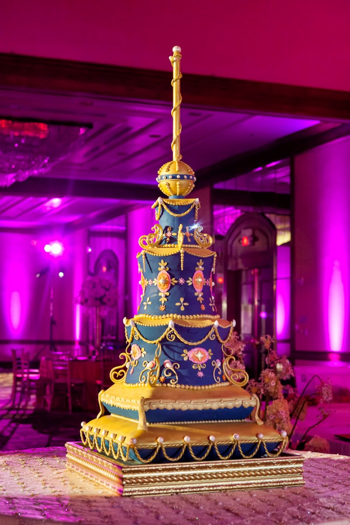 Jasmine Wedding Aladdin Cake Ideas And Designs