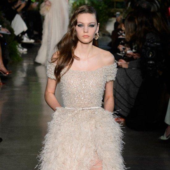 Wedding Dresses Paris Haute Couture Fashion Week 2015