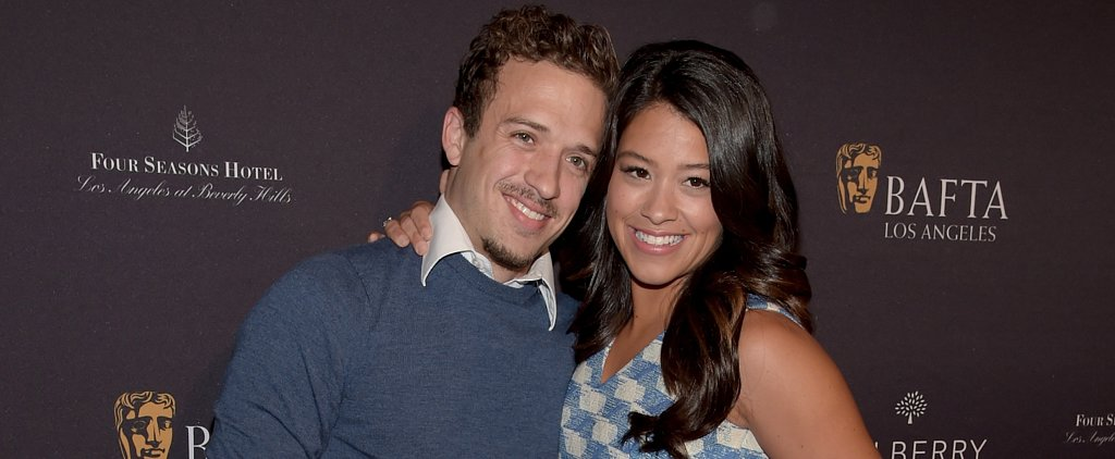 "Gina Rodriguez Gets Candid About Her ""Supertough"" Boyfriend"