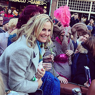 Amy Poehler Wins Harvard's Hasty Pudding Award 2015