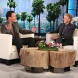 Jimmy Fallon on The Ellen DeGeneres Show Interview 2015