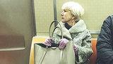 Helen Mirren, Jerry Seinfeld & Tom Hanks Ride the Subway -- Just Like You