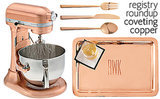 Copper Wedding Registry Items You'll Love