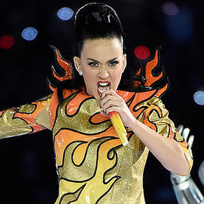 Katy Perry's Super Bowl Outfit; Will Ferrell Blades of Glory