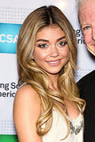 Get the Look: Sarah Hyland's White Cat Eye