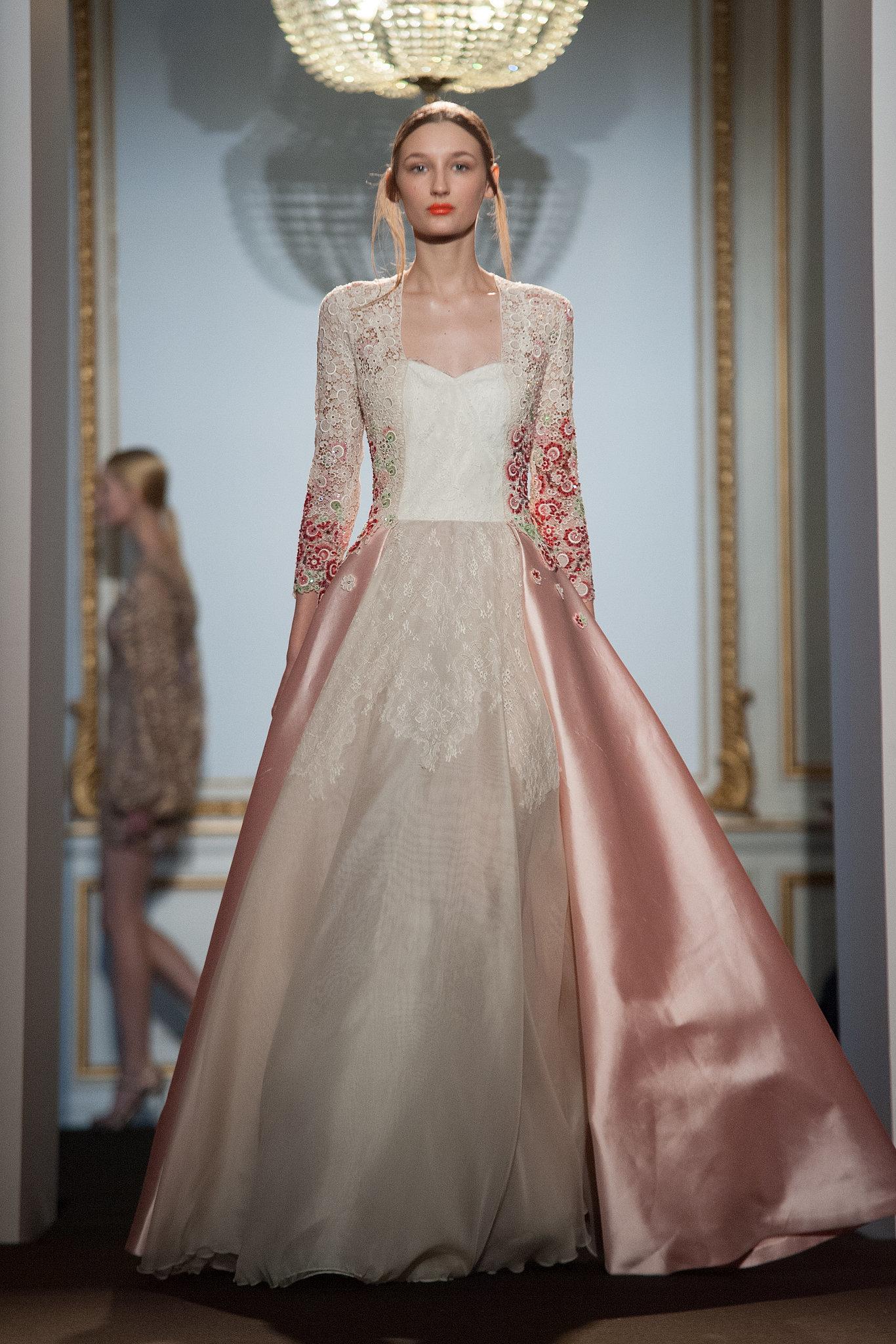 Niedlich Erschwinglich Couture Brautkleider Ideen - Hochzeit Kleid ...