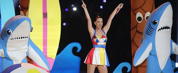 LOL: Katy Perry's Dancing Shark Answers Your Burning Questions on Reddit
