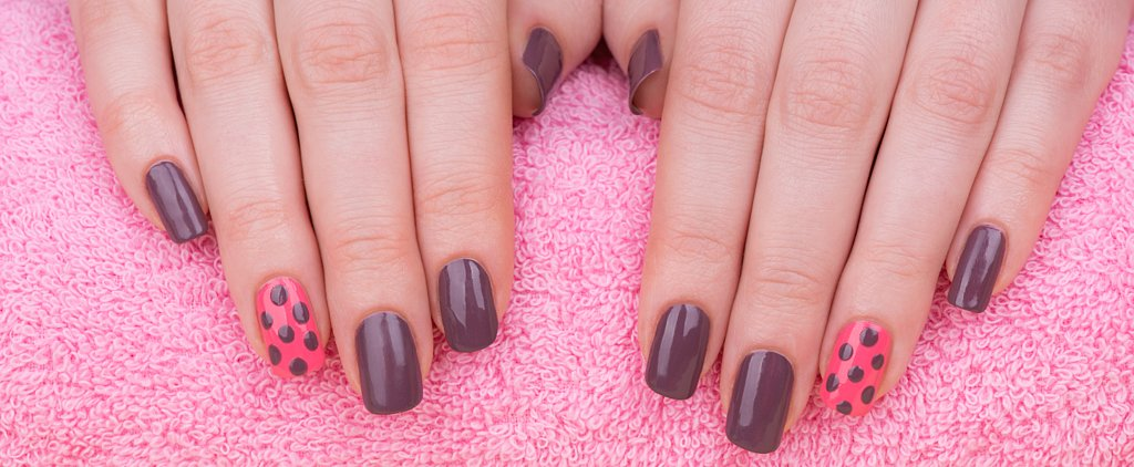 How to Get the Perfect Manicure Using Ice Cubes and Cooking Spray