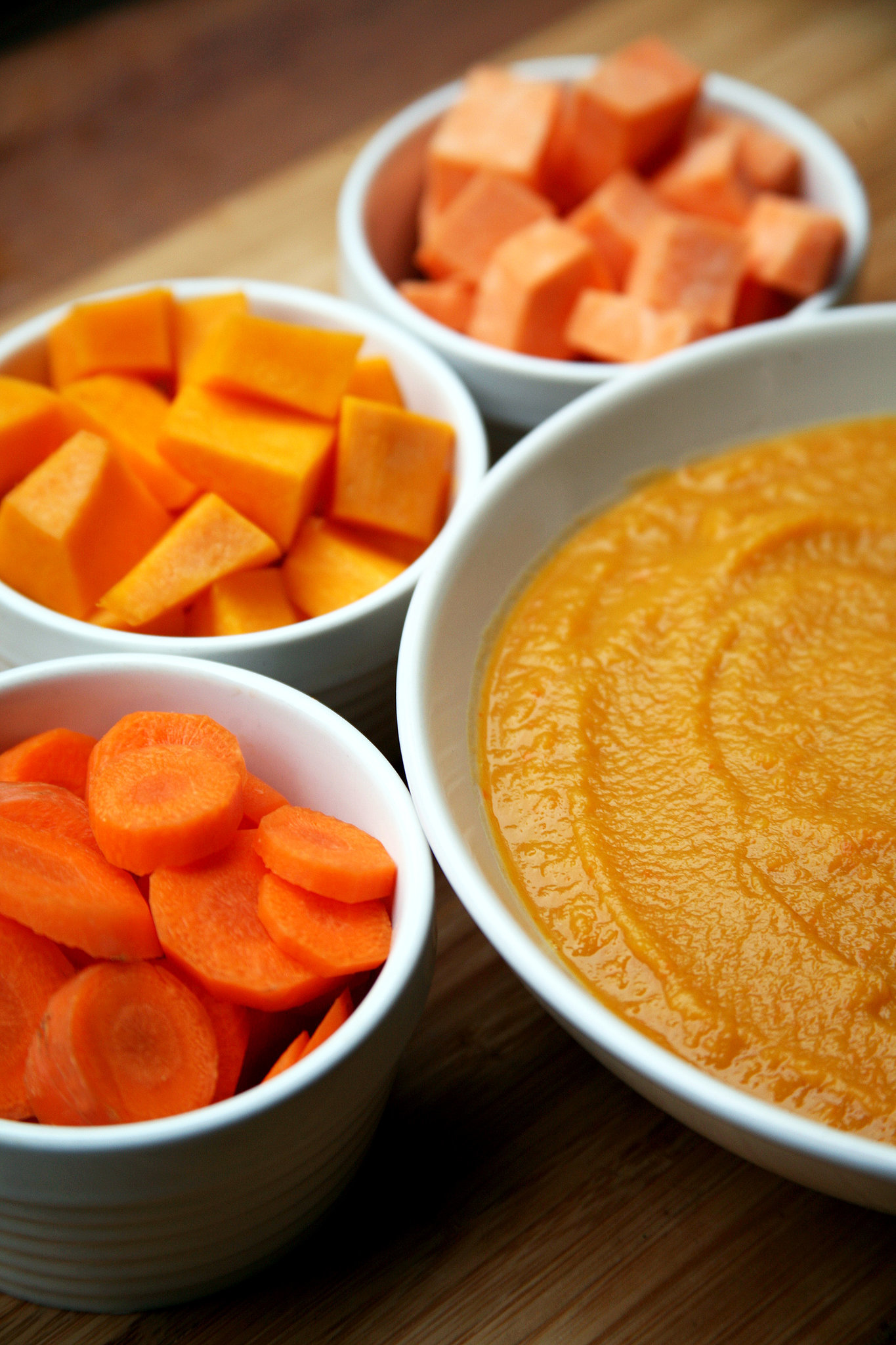 Squash, Sweet Potato, Carrot, and White Bean Soup | 60+ Perfectly ...