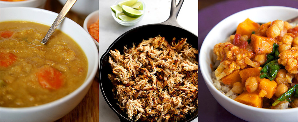 These Healthy Slow-Cooker Recipes Basically Cook Themselves