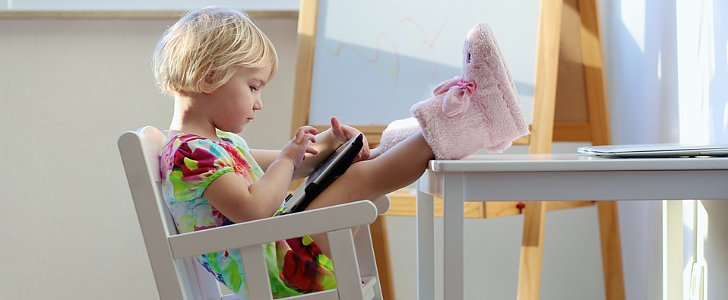 Sorry, Parents — Here's Why Toddlers Shouldn't Play With iPads