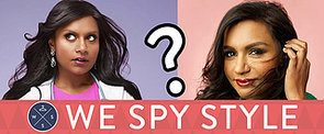 Can You Spot Mindy Kaling vs. Mindy Lahiri?