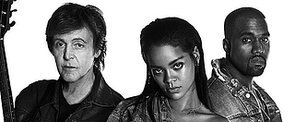"Rihanna's Sexiness Is Surprisingly Understated in the ""FourFiveSeconds"" Video"